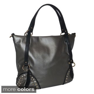 'Charlotte Elise' Embellished East-West Tote
