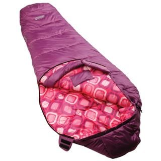 Coleman Youth Girl's Mummy Sleeping Bag