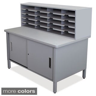 Marvel 20-slot Mailroom Organizer Cabinet