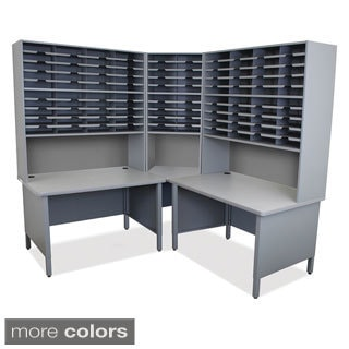 Marvel 100-slot Riser Mailroom Organizer