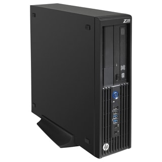 HP Z230 Small Form Factor Workstation - 1 x Intel Core i7 i7-4770 3.4