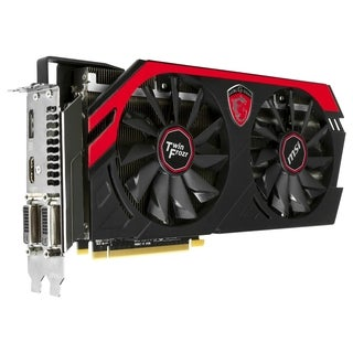 Asus R9270X-DC2T-4GD5 Radeon R9 270X Graphic Card - 1120 MHz Core - 4