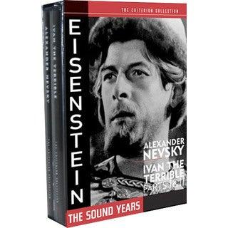Eisenstein: The Sound Years Box Set - Criterion Collection (DVD)