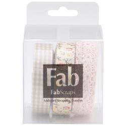 Self-Adhesive Ribbons 3/Pkg - Mother Earth