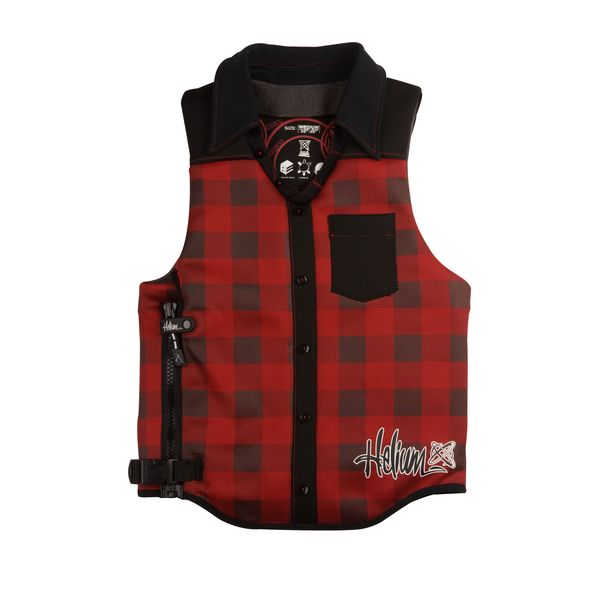 Helium Men's Helium NCGA Division Lumberjack Series Vest