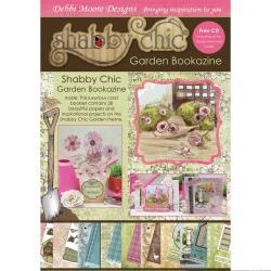 Debbi Moore Shabby Chic Bookazine - Garden