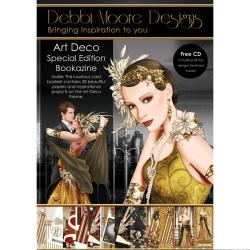 Debbi Moore Special Edition Bookazine - Art Deco
