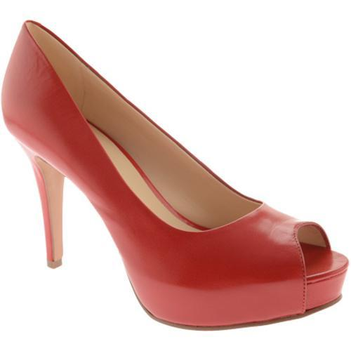 Women's Nine West Camya20 Red Leather