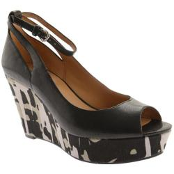 Women's Nine West Cosette Black Leather