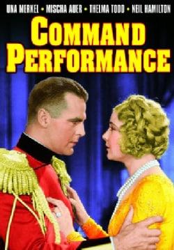 Command Performance (DVD)