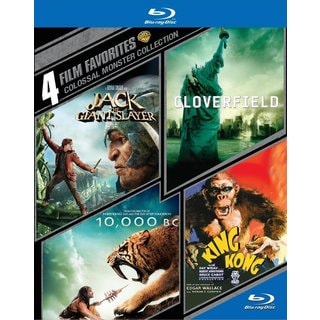 4 Film Favorites: Colossal Monster Collection (Blu-ray Disc)