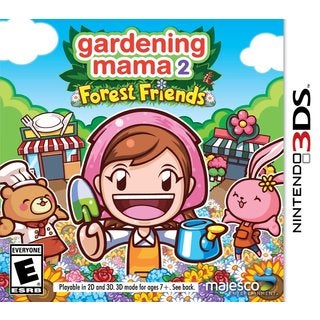 Nintendo 3DS - Gardening Mama 2: Forest Friends