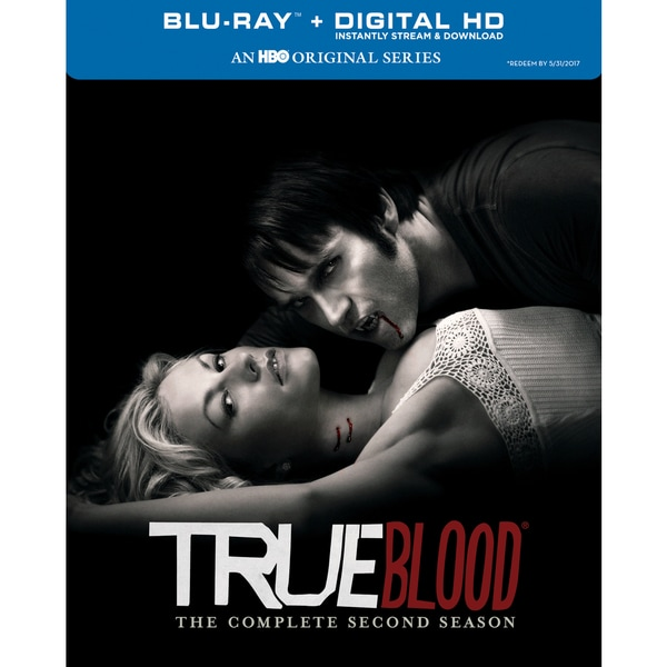 True Blood: The Complete Second Season (Blu-ray Disc) 12602732