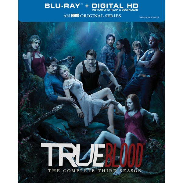 True Blood: The Complete Third Season (Blu-ray Disc) 12602733