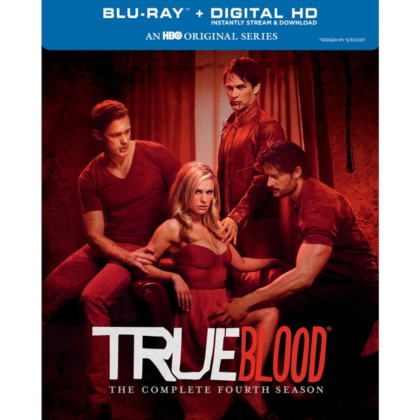 True Blood: The Complete Fourth Season (Blu-ray Disc) 12602734
