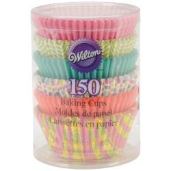 Standard Baking Cups - Spring 150/Pkg