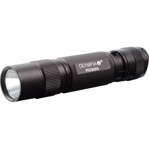 Olympia AD220 LED Flashlight