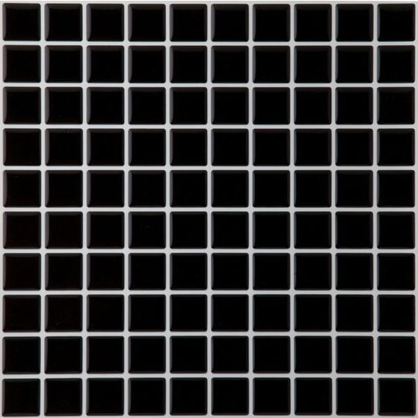 Magic Gel Black Onyx Mosaic Tile