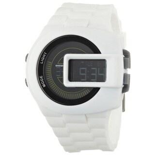 Diesel Digital White DZ7275 Digital Watch