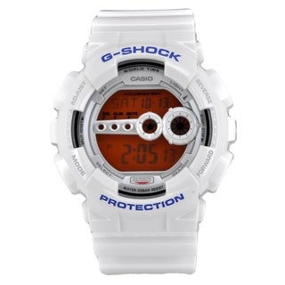 Casio G-Shock Men's White Resin Digital Watch