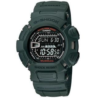 Casio Men's G-Shock G9000-3V Dark Green Digital Watch