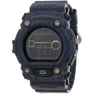 Casio Men's G-Shock Navy Military Digital Watch