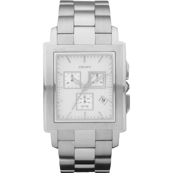 DKNY Men's NY1499 Stainless Steel Chronograph Watch