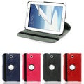 BasAcc 360 Rotating Leather Stand Cover Case for Samsung� Galaxy Note 8.0 N5100