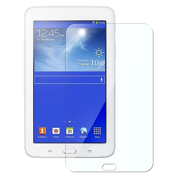 INSTEN Clear Transparent LCD Screen Protector for Samsung Tab 3 Lite 7.0 T110