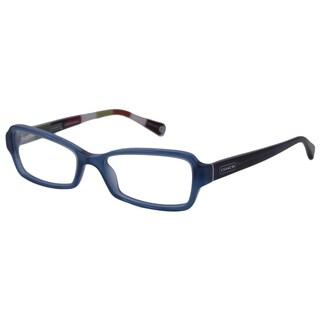 Coach Readers Women's Quinn Rectangular Reading Glasses