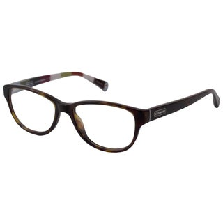 Coach Readers Women's Dakota Rectangular Reading Glasses
