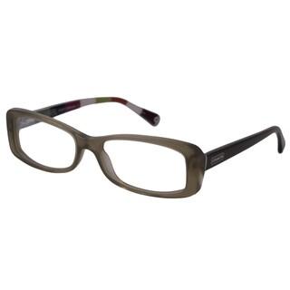 Coach Readers Women's Gabrielle Rectangular Reading Glasses