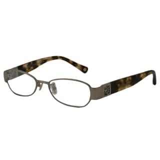 Coach Readers Women's Reina Oval Reading Glasses