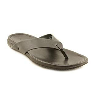 Kenneth Cole NY Men's 'It's A Breeze' Leather Sandals (Size 12 )