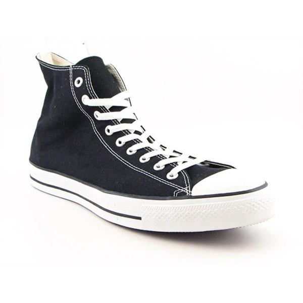 Converse Men's 'All star Chuck Taylor Hi' Basic Textile Casual Shoes