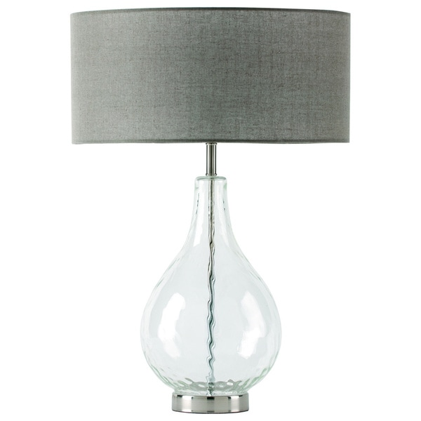 Lucy Clear Table Lamp