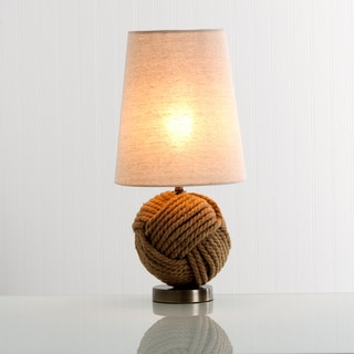 Avalon Jute Rope Lamp