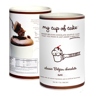 My Cup of Belgian Chocolate Molten Cake Refills
