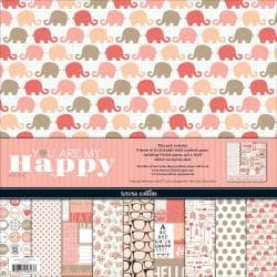 You Are My Happy Collection Pack 12 X12 -