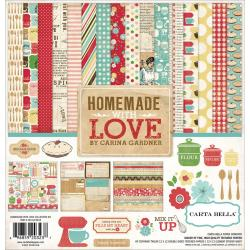 Homemade With Love Collection Kit 12 X12 -