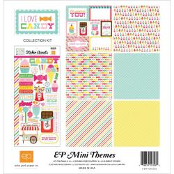 I Love Candy Collection Kit 12 X12 -