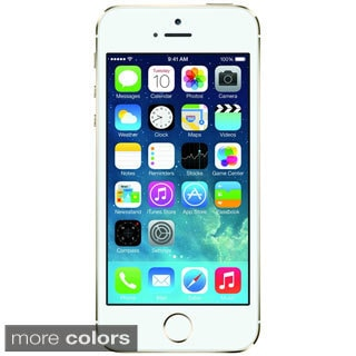 Apple iPhone 5S 32GB Unlocked GSM iOS Cell Phone