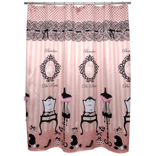 Boudoir Lounge Shower Curtain