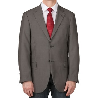 Dockers Men's Grey Blended Fabric 2-button Sportcoat