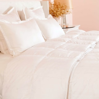 Tommy Bahama Oversized 400 Thread Count 700 Fill Power White Goose Down King-size Comforter