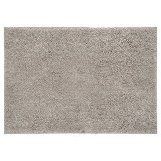 Heathered Neutral Taupe 20 x 30 Bath Rug