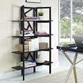 Indo Cherry Room Divider Bookcase