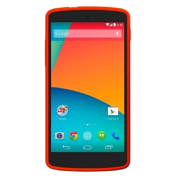 LG Google Nexus 5 D820 32GB Unlocked GSM Red Android Cell Phone