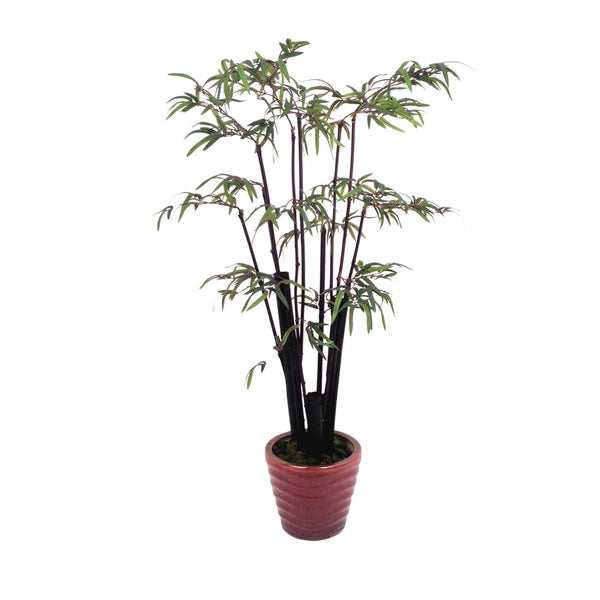 5-foot Silk Bamboo Tree