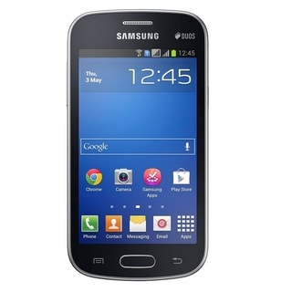Samsung Galaxy Trend Lite Duos S7392 Unlocked GSM Black Android Cell Phone